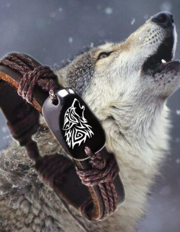 wolf bracelets new
