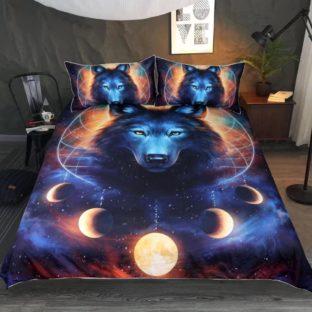 Wolf Bedding Set