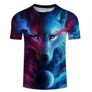 Wolf T - Shirt