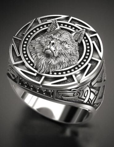 buy wolf rings