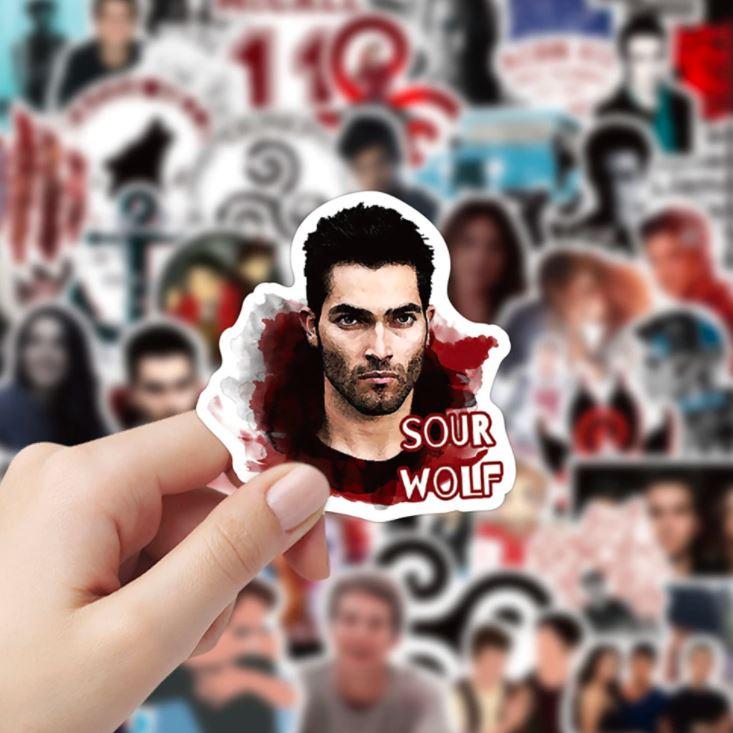 teen wolf stickers